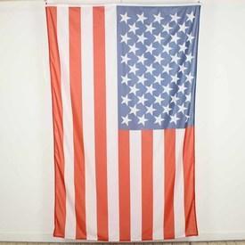 """6' X 4'9"""" American Stars & Stripes Flag  (Y)"""