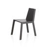 Black Wooden Logica Dining Chair
