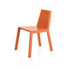 Terracotta Wooden Logica Dining Chair