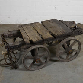 Small Mine Trolley / Cart