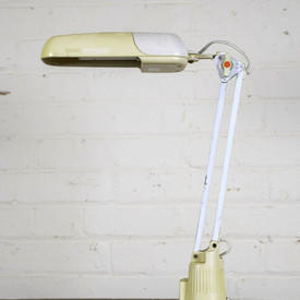 White Trough Light / Lamp