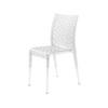 Crystal Perspex 'ami Ami' Dining Chair