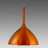 Orange Perspex  Floob   Pendant Light