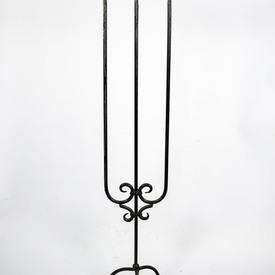 Iron 3 Way Candle Stand