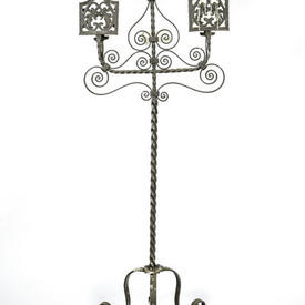 Ornate Candle Stand