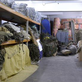 Panoramic Military Picture 3