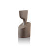 Bronze Ceramic 'urania' Abstract Bust With Oval Head