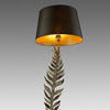 Gold Palm Leaf 'frond' Table Lamp
