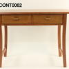 Pbj Asian Cherry Finish Hall Table