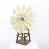 Victorian Style Windmill On Wooden Stand  (Y)