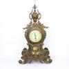 57cm Bronze Decorative Clock.  (Y)