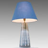 Grey & Cream Ceramic 'birch' Table Lamp