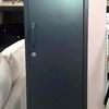 Tall 'must Made' 1 Door Vented Slate Grey Locker