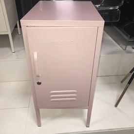 Shorty 'Must-Made' 1 Door Vented Pink Blush Locker