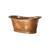 Copper Freestanding Bath  (, Vintage)