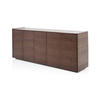 American Black Walnut 5 Door Sideboard