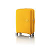 Large Yellow Soundbox A.T Trolley Case