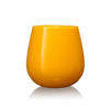 Medium Mango Glass 'sambor' Vase