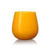 Medium Mango Glass 'sambor' Vase