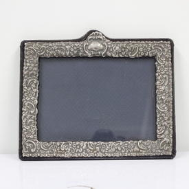 15cm  x  18cm Silver Ornate Photo Frame