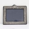 15cm X 18cm Silver Ornate Photo Frame  (Y)