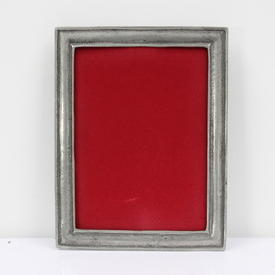 21cm  x  16cm Pewter Photo Frame