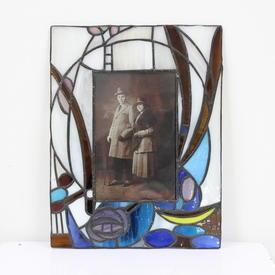 24cm X 19cm Glass Photo Frame  (Y)