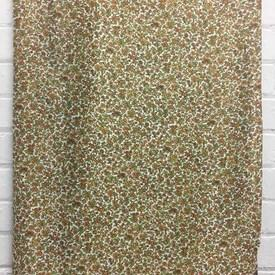 Bed Cover (S) Ginger Tiny Floral Sateen