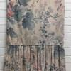 Bed Cover (D) Rose Large Floral Chintz / Valance