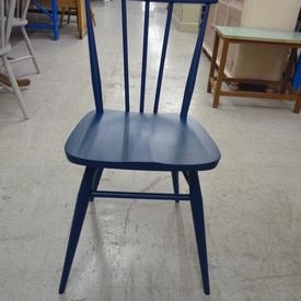 All Purpose Windsor Teal  Ercol Chair