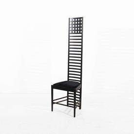 Mackintosh  Hillhouse Tall Ladderback Chair