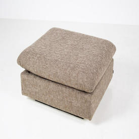Conran Light Brown Pillowtalk Footstool