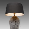 Extra Large Pottery Table Lamp