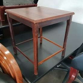 Small Rosewood Nest Table