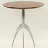 Circuler Cherry Top Ali Tripod Base Lamp Table