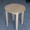 "58cm 4 Leg Circ Beech ""Will Beck"" Care Home Table"