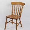 Pine Spindle Back Nesto Occ Chair