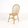 Windsor Stained Dome Stick Back Chair