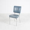 Jolina Blue Diner Chair