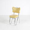 Jolina Yellow Diner Chair