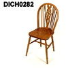 Medium Oak Wheelback Occ Dining Chair
