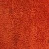 "Orange Tufted Silk ""Alize"" Rug ( L: 244cm W: 170cm )"