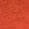 Pale Orange/Peach Medium Pile Wool Rug ( L: 244cm W: 153cm )
