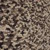 Brown & Cream Mosaic Mix Rug ( L: 234cm W: 172cm )