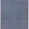 Midnight Blue & Grey Goose Eye Pattern ( L: 300cm W: 200cm )
