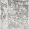 """Silver """"Astral"""" Soft Pile Rug ( L: 230cm W: 160cm )"""