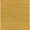 "Mustard Yellow Handwoven ""Ranger"" Striped Rug ( L: 230cm W: 160cm )"
