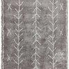 """Grey & Cream Arrow Pattern """"Rocco"""" Rug ( L: 230cm W: 160cm )"""