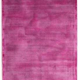 Pink & Lavendar Striped ''Udaipur'' Rug