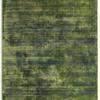 Green & Navy Striped ''udaipur'' Rug ( L: 300cm W: 200cm )